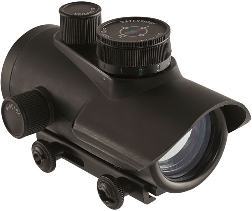 AXEON 1X30MM DOT SIGHT RED GREEN OR BLUE DOT RETICLE - for sale