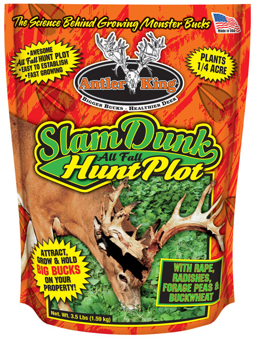 ANTLER KING SLAM DUNK 1/4 ACRE 3.5LBS FALL - for sale