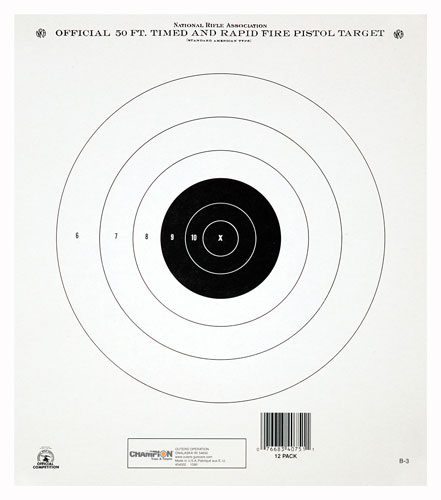 CHAMPION NRA GB3 50FT T&R/F T/Q 12PK - for sale
