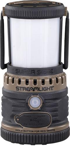 streamlight - Super Siege - SUPER SIEGE 120V AC - COYOTE for sale