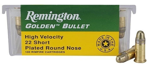 22 GOLDEN BULLET 22SHORT 29GR RN HV 100/50 - for sale