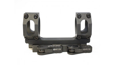 AM DEF AD-RECON SCOPE MNT 30MM BLK - for sale