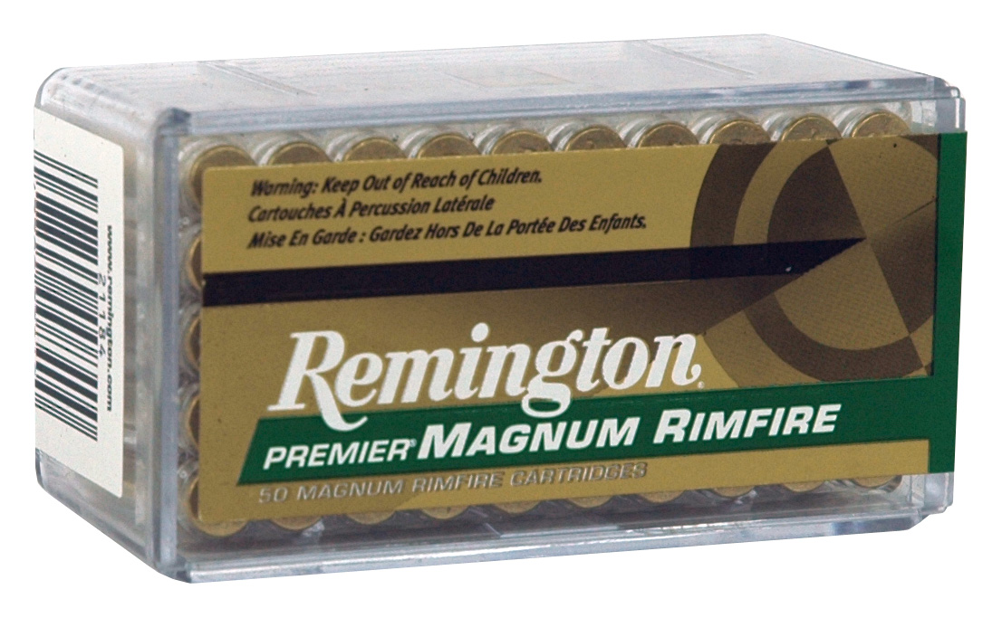 REM AMMO .22 MAGNUM 50-PACK 33GR. ACCU-TIP BOAT-TAIL - for sale