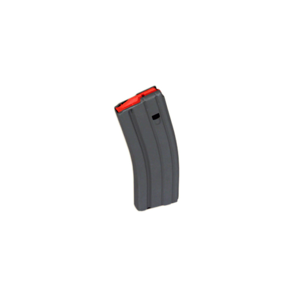 MAG ASC AR223 30RD ALUM GRAY W/ ORNG - for sale