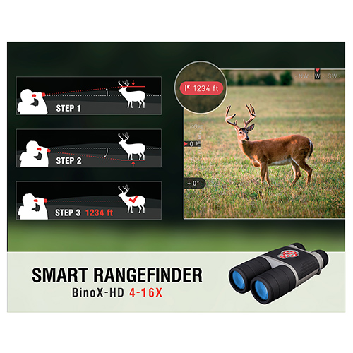 ATN BINOCULAR SMART XS-HD DAY/NIGHT - for sale