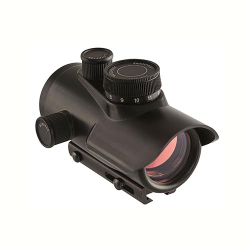 AXEON 1X30MM RED DOT SIGHT 5-M.O.A. DOT BLACK MATTE - for sale