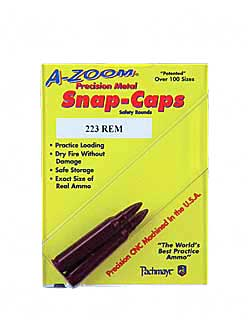 a-zoom - Rifle Snap Caps - 223 REM RFL METAL SNAP-CAPS 2PK for sale