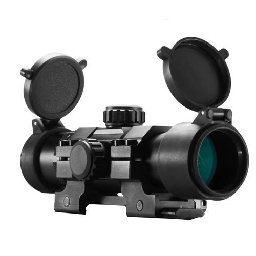 BARSKA 1X30 7 TACTICAL RED DOT - for sale
