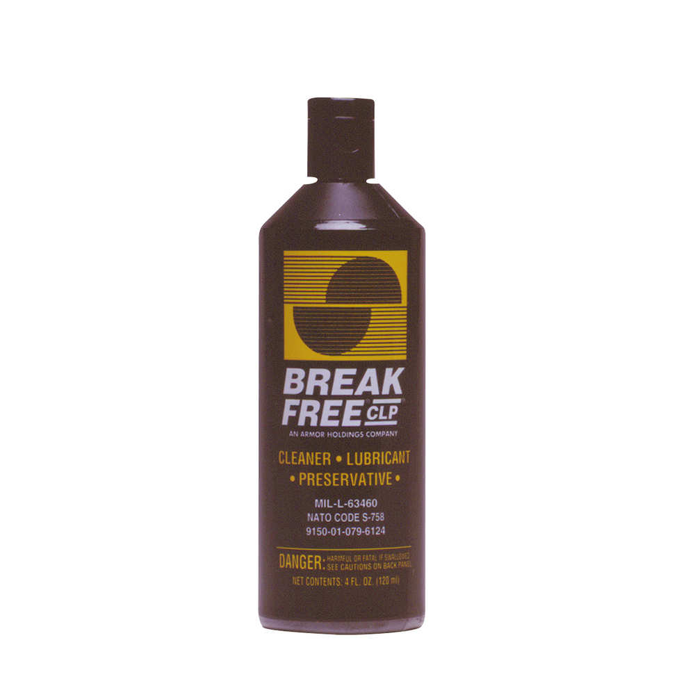 break free - CLP - CLP US MIL SPEC 4OZ LIQ BTL for sale