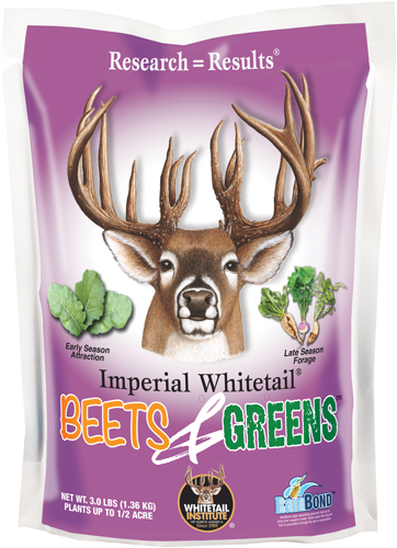 WHITETAIL INSTITUTE BEETS AND GREENS 1/2 ACRE 3LBS FALL - for sale