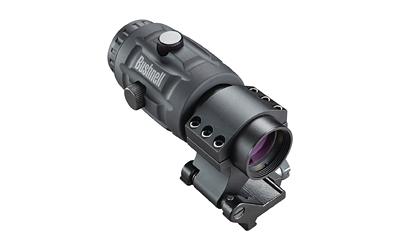 BUSHNELL AR MAGNIFIER 3X W/FLIP TO SIDE MOUNT MATTE - for sale