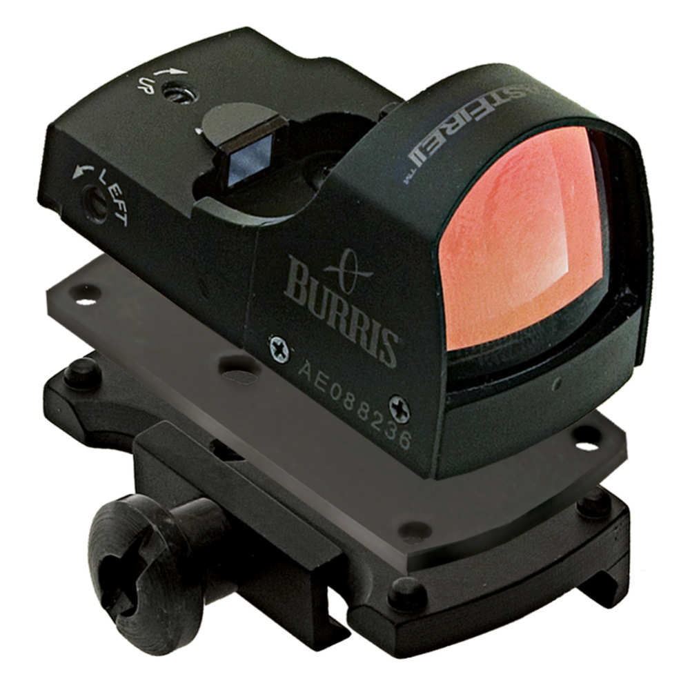 BURRIS RED DOT FASTFIRE II 4MOA PICATINNY MOUNT MATTE< - for sale