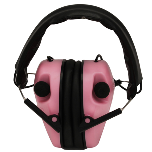 caldwell - E-Max - E-MAX LOW PROFILE ELEC HEARING PROT PINK for sale