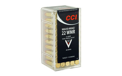 CCI MAXI-MAG 22WMR TMJ 50/2000 - for sale