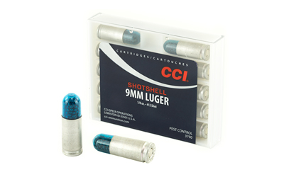 CCI 9MM #12 SHOTSHELL 10/200 - for sale