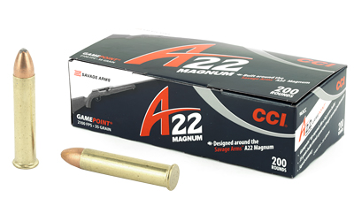 CCI A22 22WMR 35GR 200/2000 - for sale