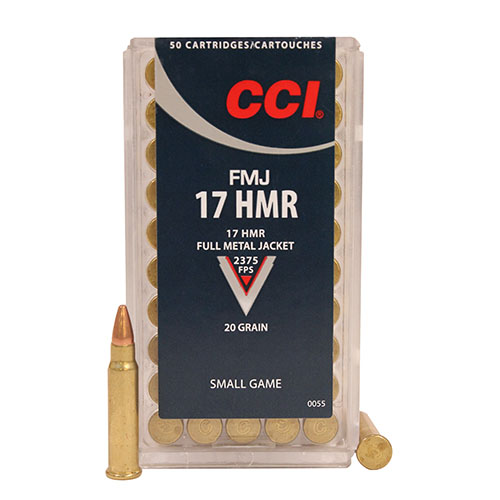 CCI 17HMR 20GR GAME PNT 50/2000 - for sale