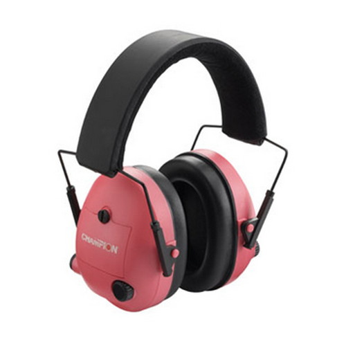 champion - Electronic - EAR MUFFS ELECTRONIC PINK for sale