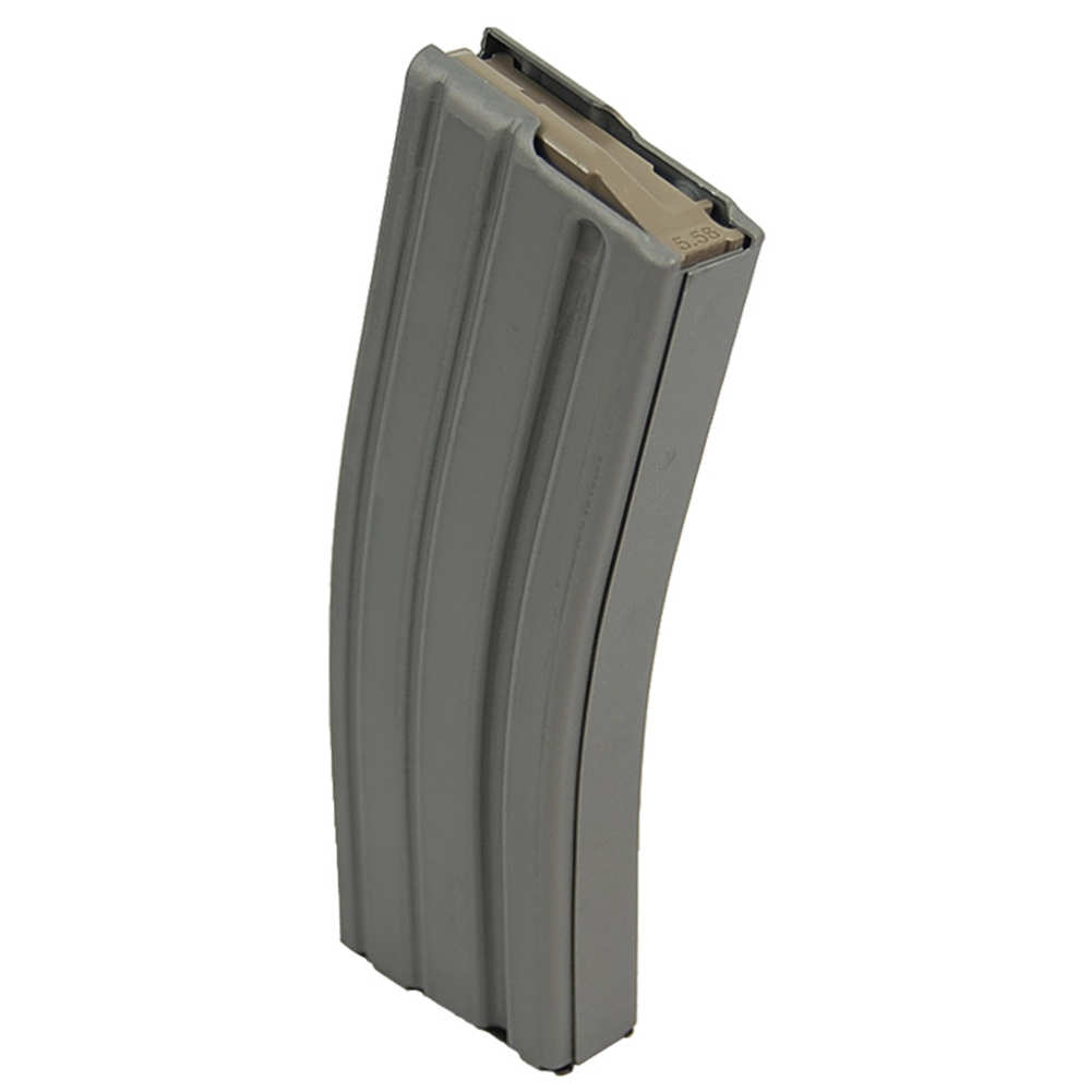 MAG DURAMAG AR15 5.56 30RD ALUM BLK - for sale