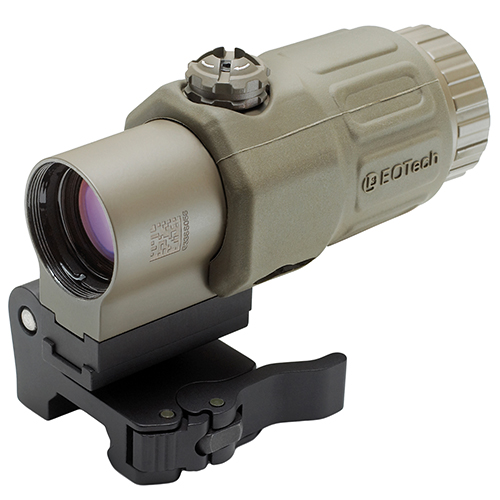 EOTECH GEN III 3X MAGNIF TAN SWITCH TO SIDE MOUNT - for sale