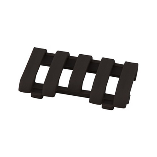 ERGO GRIP RAIL COVER WIRE LOOM 5 SLOT PICATINNY BLACK 1PK - for sale