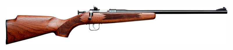 CHIPMUNK RIFLE DELUXE .22LR BLUED/WALNUT - for sale