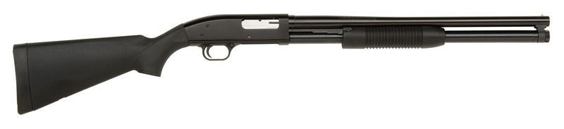 "MAVERICK 88 SECURITY 12GA 3"" 20"" CYL 8-SHOT BLACK SYNTHETIC - for sale"