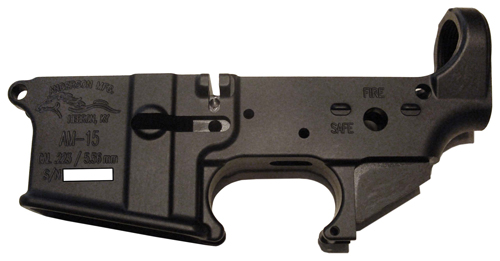 ANDERSON LOWER AR-15 STRIPPED RECEIVER - for sale