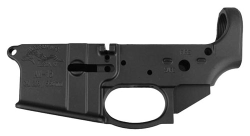 ANDERSON LOWER AR-15 STRIPPED RECEIVER CLOSED - for sale