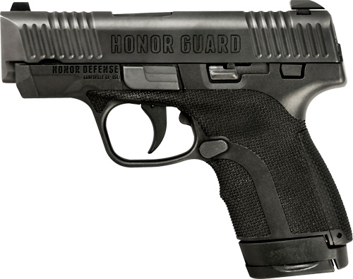 HONOR GUARD SUB COMPACT 9MM FS 7-SHOT BLACK POLYMER - for sale