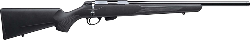 "TIKKA T1X .22LR 20"" THREADED SEMI-HEAVY BLUED/BLACK SYN - for sale"