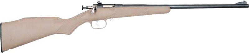 KSA DESERT TAN 22LR MY FIRST RIFLE BLUED - for sale
