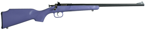 KSA PURPLE SYN 22LR MY FIRST RIFLE BLUED - for sale