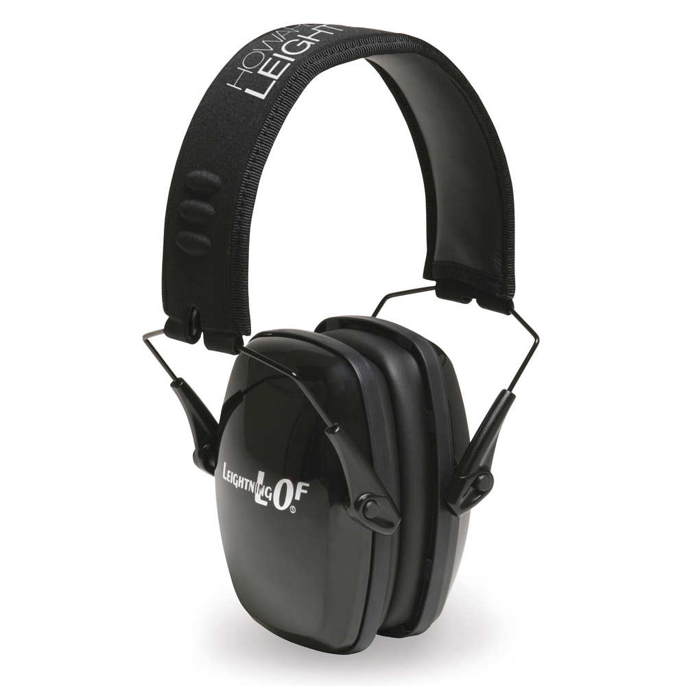 howard leight - Leightning - LEIGHTNING L0F BLK FLDNG EARMUFF NRR 23 for sale