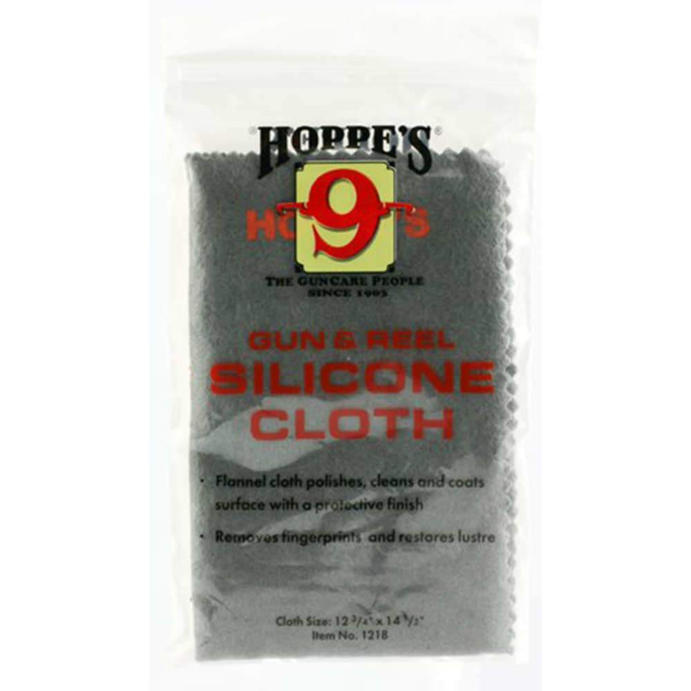 hoppe's - Silicone - SILICONE GUN AND REEL CLOTH for sale