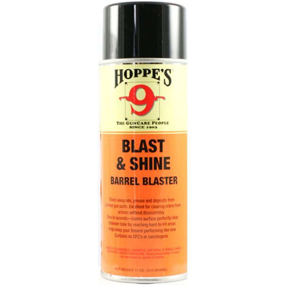 hoppe's - Blast & Shine - BLAST & CLEAN 11OZ AEROSOL CAN for sale