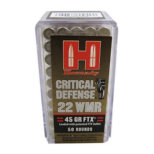 HRNDY CD 22WMR 45GR FTX 50/2000 - for sale