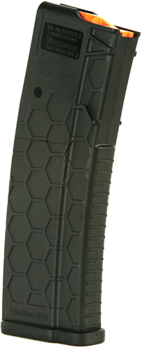 hexmag - Series 2 - AR15 5.56 10/30 10RD MAGAZINE BLACK for sale