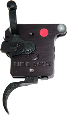 RIFLE BASIX TRIGGER REM. 700 8OZ. TO 1.5LBS W/SAFETY BLACK - for sale