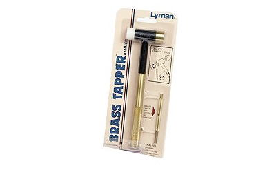 Lyman - Brass Tapper - BRASS TAPPER HAMMER for sale