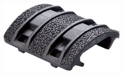 MAGPUL RAIL PANELS XTM FITS PICATINNY RAILS BLACK 4PK - for sale