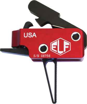 ELFTMANN TRIGGER AR-15 MATCH STRAIGHT ADJUSTABLE 2.75-4LBS. - for sale