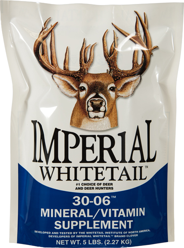 WHITETAIL INSTITUTE 30-06 MINERAL/VITAMIN ATTRACTANT 5LB - for sale