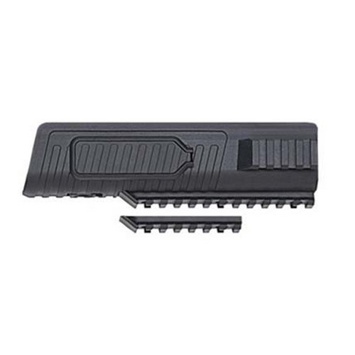 MB FOREND FLEX TACTICAL TRI-RAIL W/ACCY TOUCHPAD BLACK - for sale