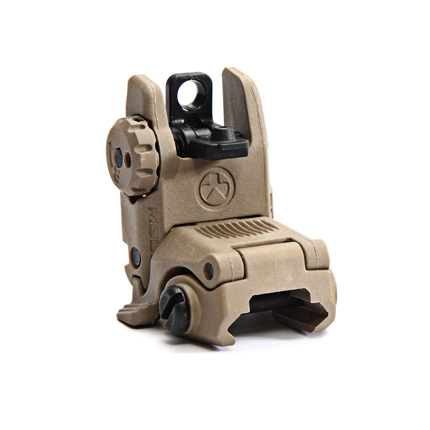 MBUS REAR SIGHT FDE - for sale