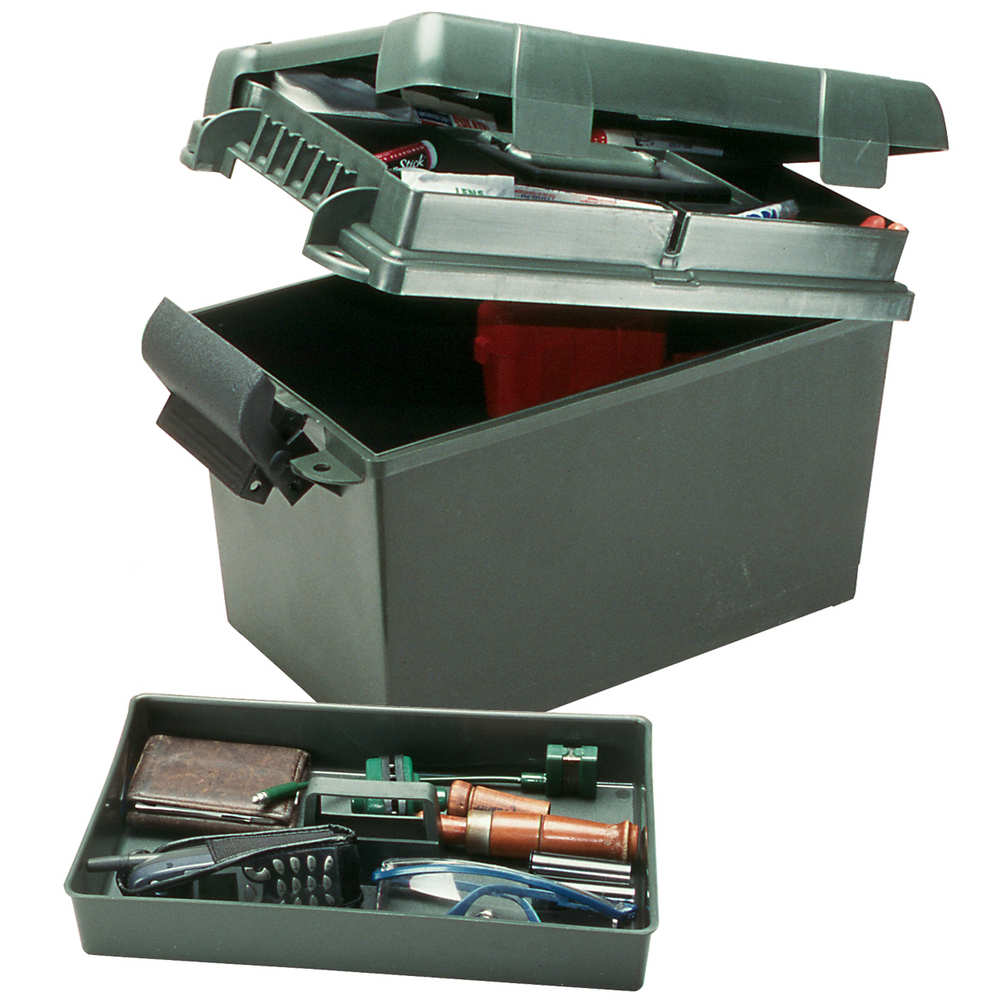 mtm case-gard - Sportsmen's - SPORTSMENS UTIL DRY BOX SML - FRST GREEN for sale