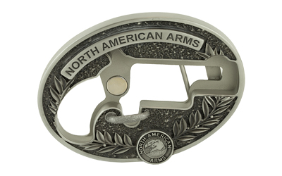 NAA LNG RFL CUST OVAL BELT BUCKLE - for sale