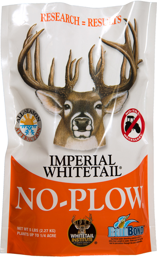 WHITETAIL INSTITUTE NO PLOW 1/4 ACRE 5LBS FALL - for sale