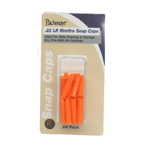 pachmayr - Snap Caps - PLASTIC RIMFIRE SNAP CAPS 24PK for sale