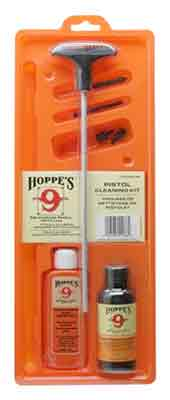 HOPPES UNIV HANDGUN CLNG KIT CLAM - for sale